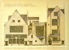 From Glasgow to London: a new exhibition at Riba charts the rise and fall of architect Charles Rennie Mackintosh Charles Rennie Mackintosh Designs, Charles Mackintosh, House For An Art Lover, Art Nouveau, Art Deco, Glasgow School Of Art, Arts And Crafts House, Art And Craft Design, Architecture Art