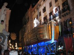 """Dal 10 al 15 Luglio andrà in scena a #Palermo il """"Festino di Santa Rosalia"""". Saranno 5 giorni di numerosissimi eventi imperdibili! www.interludehotels.it"""