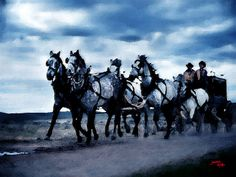 Travel with Horses