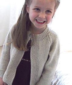Baby - Girls textured raglan sleeve jacket P045 Knitting pattern by OGE Knitwear Designs | Knitting Patterns | LoveKnitting