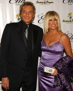 Barry Manilow and Suzanne Somers during Society of Singers Annual Awards Honoring Sir Elton John at Beverly Hilton Hotel in Beverly Hills, California, United States. The Beverly, Beverly Hilton, Suzanne Somers, Barry Manilow, Great Pic, Prom Dresses, Formal Dresses, Celebrity Photos, Are You The One