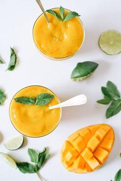 Mango Mint Freeze |