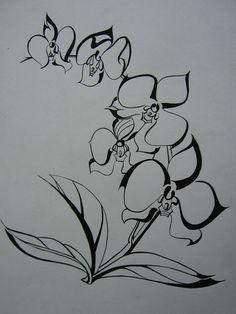 Sưu tầm mẫu vẽ cách điệu các loài hoa
