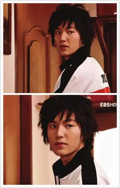 Lee Min Ho.