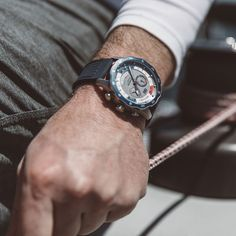 Sail into New Territory with the Jack Mason Regatta Timer Watch