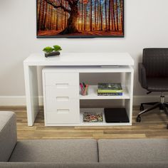 Found it at Wayfair - Ohva Desk
