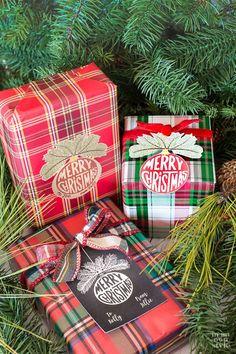 FREE Printable Christmas printables and gift tags to download and use for the holidays.