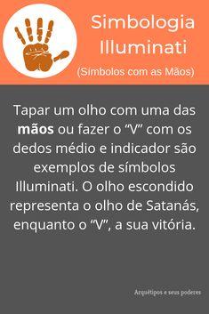 Mãos 1, Spirituality, Illuminati Symbols, Magick