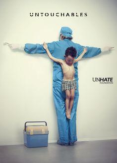 Fondation Unhate - Benetton - Untouchables 5