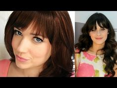 TheMakeupChair - excellent video tutorials, many to pick from! This one is the Zooey Deschanel Makeup Tutorial Makeup Tutorials Youtube, Beauty Tutorials, Beauty Tips, Beauty Hacks, Video Tutorials, Princess Beauty, Princess Makeup, Beauty Skin, Beauty Makeup