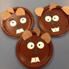 I made these in my classroom for our forest animal theme. Very cute!