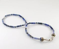 Hey, I found this really awesome Etsy listing at https://www.etsy.com/listing/254238127/natural-sodalite-mens-necklacemens