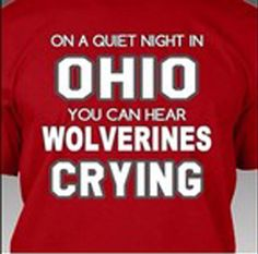 The Ohio State University Alumni Club of the Sacramento Valley Best and Most Ohio State vs Michigan Jokes - Page 1 of 3