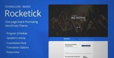 Rocketick - Responsive Events Wordpress Theme | DOWNLOAD & REVIEW {Download & review at|Review and download at} {|-> }http://best-wordpress-theme.net/rocketick-responsive-events-download-review/