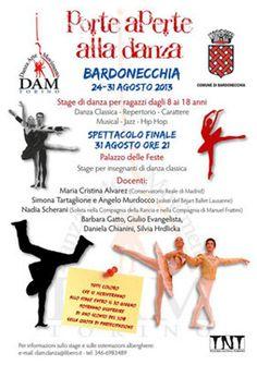 Porte aperte alla danza « weekendinpalcoscenico la danza palco e web | IL PORTALE DELLA DANZA ITALIANA | weekendinpalcoscenico.it