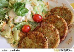 Cuketový bramborák Challah, Meatloaf, Avocado Toast, Baked Potato, Food To Make, Potatoes, Beef, Homemade, Chicken