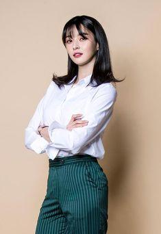 Korean Celebrities, Korean Actors, Korean Girl, Asian Girl, Jihyo Twice, Girl Bands, Fashion Outfits, Womens Fashion, Asian Beauty