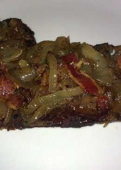 Rick's Melt-in-your-Mouth Liver and Onions with Bacon