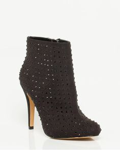 b75150babb2f Jewel Embellished Bootie. LE CHÂTEAU. Zapatos ShoesShoe ...