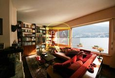Villa Camelia – Lake Como Property Best Suited to Modern Living - Real Estate Services Lake Como Lake Como Villas, Most Romantic Places, Real Estate Services, Luxury Villa, Modern Living, Italy, Home, Luxury Condo, Italia