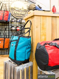 Flowfold Minimalist Outdoor Gear: top Atlanta Trails editors' choice from the 2017 Outdoor Retailer Winter Market