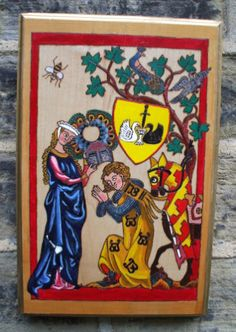 Historical Images at Medieval Art and Woodcraft