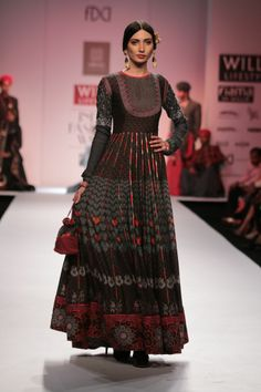 From Wills Lifestyle Fashion Week 2014