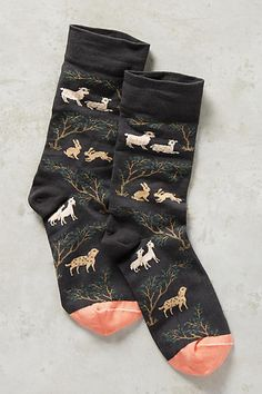 Bon Creature Crew Socks - anthropologie.com