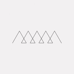 Perfectly Simple Geometric Illustrations by Pierre Voisin - UltraLinx Tattoos Geometric, Geometric Drawing, Geometric Shapes, Simple Geometric Designs, Family First Tattoo, Sibling Tattoos, Family Tattoos, Cute Tattoos, Tattoos For Guys