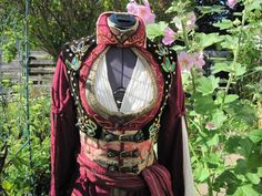 Ottoman Steampunk - Dragonfly Designs by Alisa - many, many more pictures at the site.