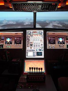 Flight simulators, DIY, pilots, airplanes Flight Simulator Cockpit, Microsoft Flight Simulator, Airplane Games, Flying Games, Gaming Computer Setup, Life Flight, Adventure Center, Pi Projects, Best Flights
