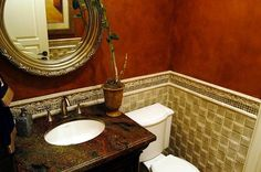 7 Big Ideas For Small Bathrooms