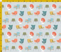 Spoonflower Popular Fabric Print Ideas for Custom Orders