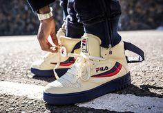 cheaper baecc 1c0c6 Packer Shoes Brings Back The OG Fila FX-100  thatdope  sneakers  luxury