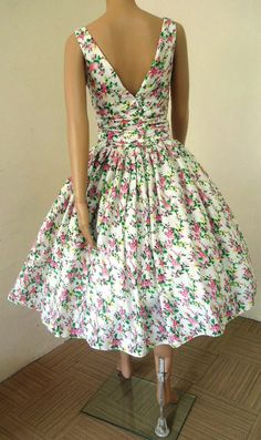 What about something like this if I did a party dress?  In white?  Looks like a fun dancing dress