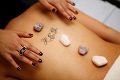 I do Reiki as a session or as part of a Facial. It's feels incredible! www.malabella.com