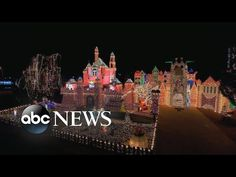 Worlds best christmas light display to music christmas abc news entire neighborhoods battle for best christmas light display sciox Image collections
