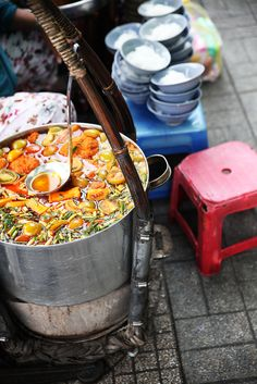 Saigon Street Food!                                                       …
