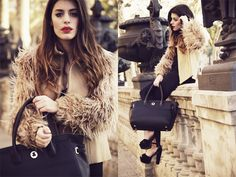 Fashion Blogger #Dulceida with the #Rosebag Fashion Bloggers, Street Style, Chic, Colors, Shabby Chic, Elegant, Urban Style, Colour, Street Style Fashion