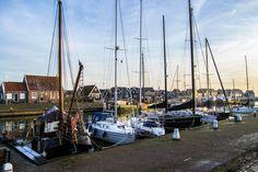 Lugares para perderse cerca de Amsterdam: Monnickendam y Marken
