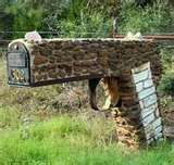 Manly mailbox