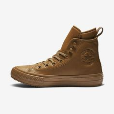 ecd9c5931ccd Converse Chuck Taylor All Star Waterproof High Top Boot Unisex Leather Boot High  Top Boots