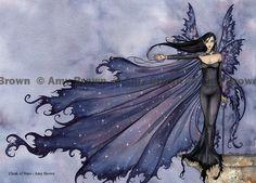 Amy Brown - Cloak of Stars