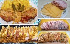 Vepřové masíčko prokládané sýrem a uzeným | NejRecept.cz Pampered Chef, Pork, Beef, Lunches, Drink, Inspiration, Eat Lunch, Food Dinners, Meatless Recipes