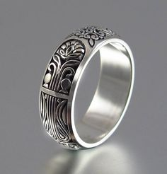 Stainless Steel 7mm Black Plated Crosses Brushed/ Wedding Ring Band Size 12.00 Can Be Repeatedly Remolded. Engagement & Wedding