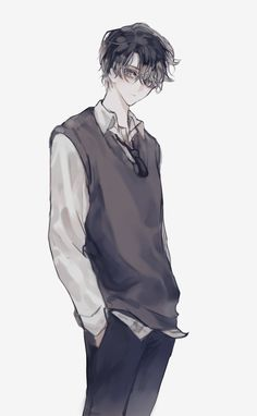 Pin by You_reonmymind✨ on Anime/ Webtoon/ Manga Boys✨ Dark Anime Guys, Cute Anime Guys, Hot Anime Boy, Anime Boys, Manga Anime, Manga Boy, Handsome Anime Guys, Estilo Anime, Anime People