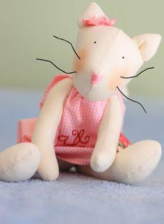 Amigos da Tilda - Pretty Cat