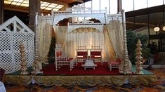 Your event-manager can definitely adopt best Mandap-décor ideas from experts so that the best things can come out from his creative kind. The concerned manager should be in direct touch with different suppliers in order to maintain the flow of décor materials without any kind of interruptions.