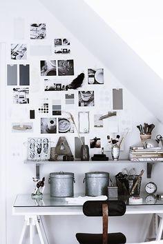 Wanddekoration - Ideen für Wohnzimmer und Arbeitsplatz