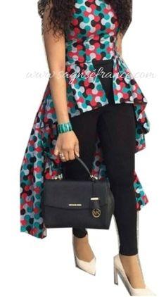 1001 exemples de couture africaine chic de nos jours pinterest tenue africaine mode. Black Bedroom Furniture Sets. Home Design Ideas